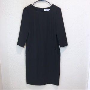 MM Lafleur Etsuko Dress Black Size 8